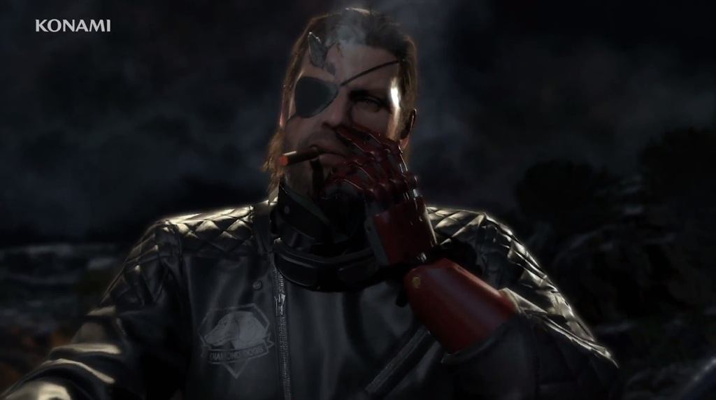 Metal Gear Solid 5 Phantom Pain Smexy Nerd